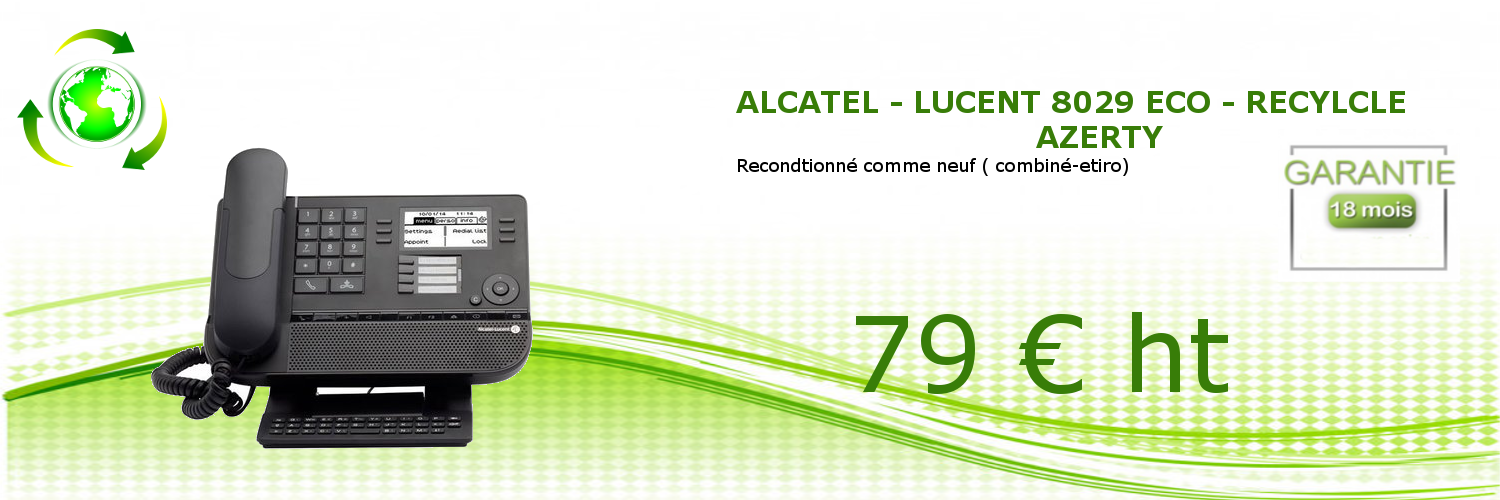 ALCATEL LUCENT 8029