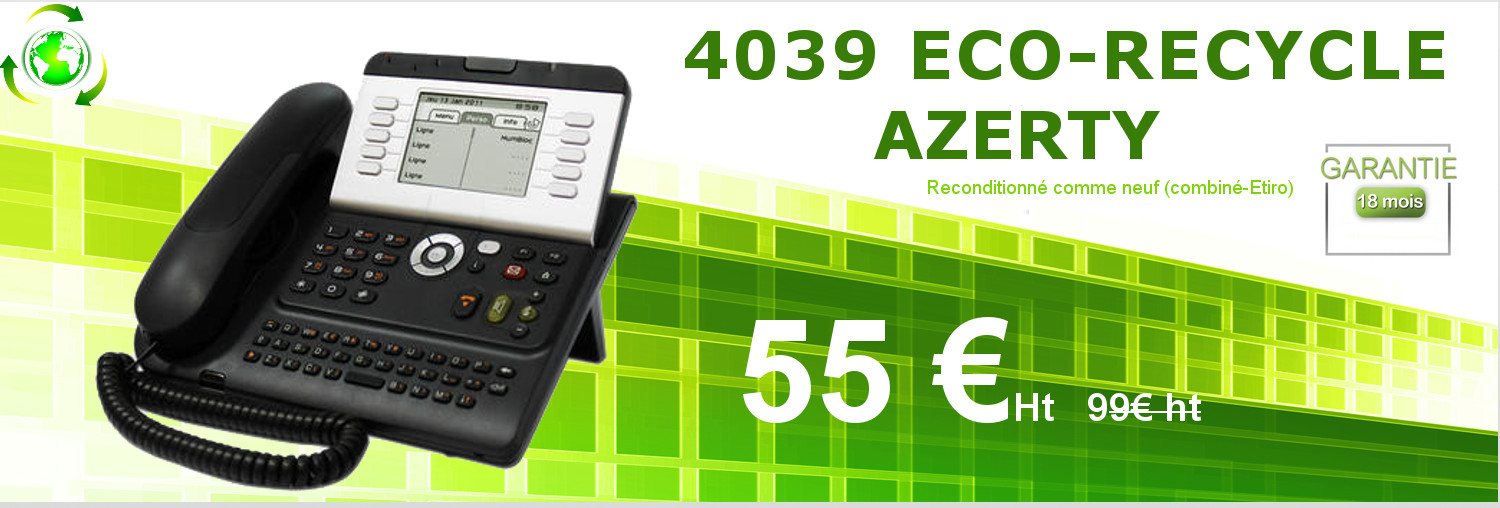 4039 ECO AZERTY